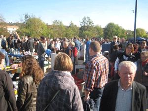 Flohmarkt bern teilnehmen